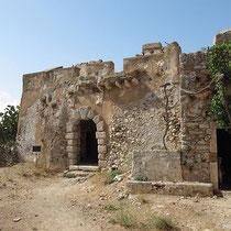 Das venezianische Festung von Kato Chora