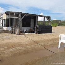 Die Strandhütte