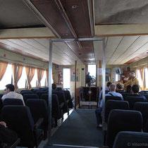 Passagierraum
