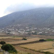 Karpathos: Blick auf Avlona am Morgen