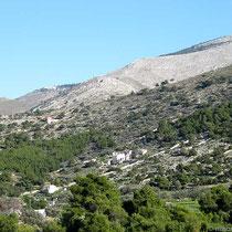 Profitis Ilias, Agia Irini und Eros