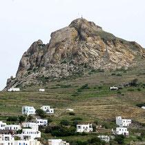Der Exombourgo und das Dorf Xinara