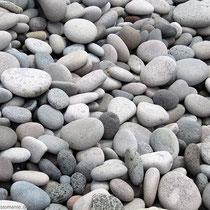 Steine können....