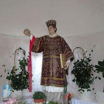 Kapelleninhalt - Santo Stefano?