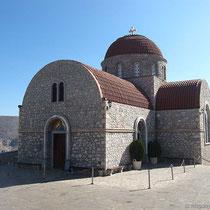 KIrche Agios Savvas