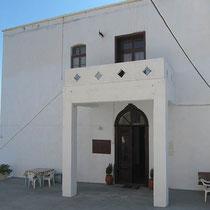 Eingang zur Badekur
