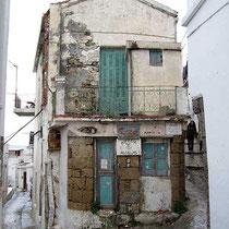 Altes Haus in Chora