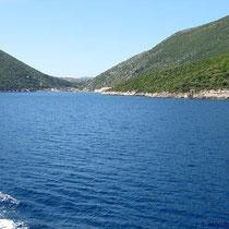 Hafen in Sicht
