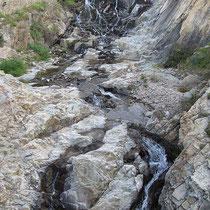 Fluss in Armenistis