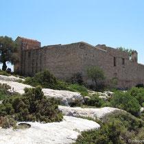 Agios Giorgos auf dem Berg
