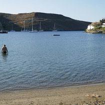Badespaß in Otzias