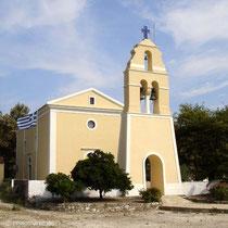 Die Kirche von Ammos