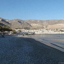 Der Strand von Pothia