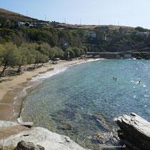Der Strand von Gialiskari