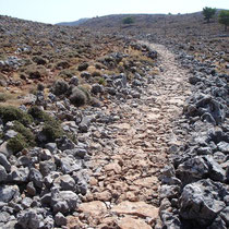 Kreta: Kalderimi nach Anopolis