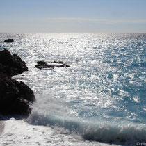 Kreta: Am Vrissi-Strand