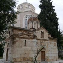 Agios Eleftherios an der Mitropolis