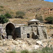 Andros: Kloster Sotiros bei Vitali