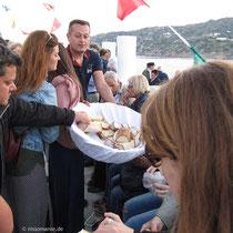 Brot für Sifnos