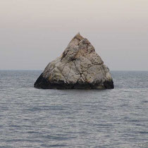 Der Segelschifffelsen