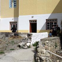 Das Wahllokal