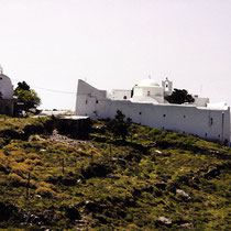 Serifos: Kloster Taxiarchis