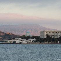 Agios Nikolaos und die Marine-Akademie