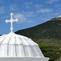 Agios Andreas auf dem Berg