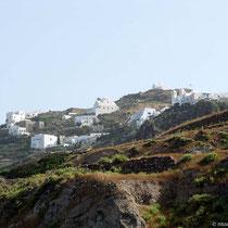 Plaka: Kastro und Panagia Thalassitra