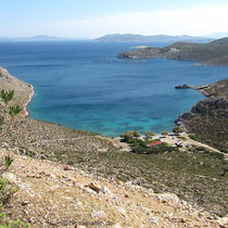 Bucht von Chali