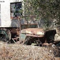 Autoentsorgung auf Griechisch