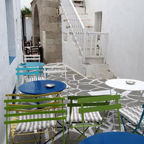"Café ""Kokkino Podilato"""