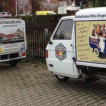 Leipzig - danke an Catrin und Oliver!