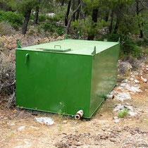Löschwasserbehälter