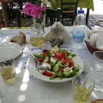 Griechischer Salat....