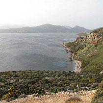 Bucht von Kalamitsa