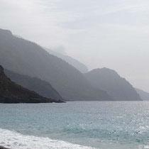 Diese Küste...