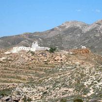 Anafi: Kloster Zoodochou Pigi