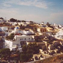 Santorin: Vothonas