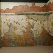 Fresken von Akrotiri