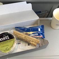 Mahlzeit an Bord