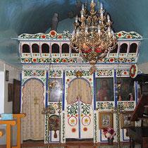 Agios Giorgos - Ikonostase
