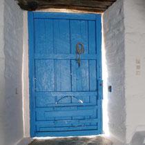 Das Tor von innen