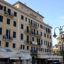 Hotel Konstantioupolis in Kerkyra