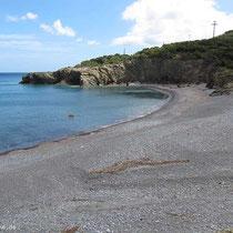 Der Strand von Vananda