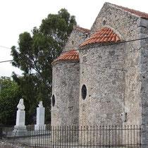 Kirche in Kallikratis