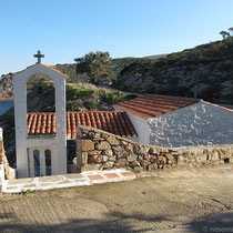 Agios Onoufrios(?) von oben...