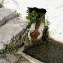 Karpathos: Quelle bei Olymbos