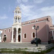 Mitropolis-Kirche tris Ierarches
