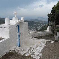 Bei der Panagia-Kapelle